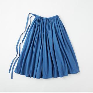 mina perhonen - ◯ いろいろの服 巻きスカート