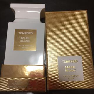 TOM FORD - TOM FORD トムフォード ソレイユブラン 100ml 新品 香水
