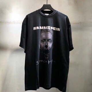 Balenciaga - VETEMENTS ラムシュタイン T