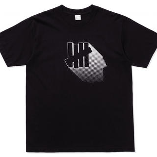 undefeated Tシャツ 新品 M 黒 shadow カットソー