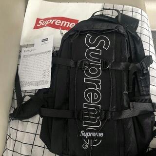 Supreme - Supreme 2018 AW Backpack