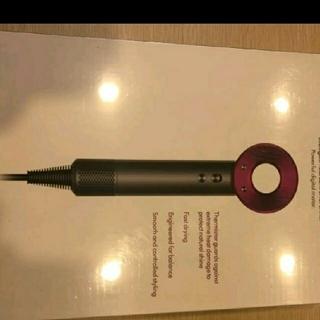 Dyson - 新品未開封 ダイソン Dyson ヘアドライヤー HD01