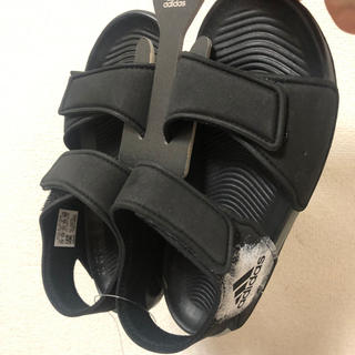 adidas - Adidas 子供サンダル AltaSwim C 17センチ 新品