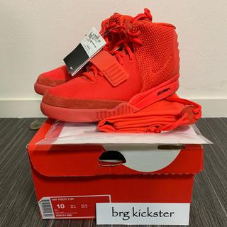 ナイキ(NIKE)の国内正規 Nike Air Yeezy 2 Red October(スニーカー)