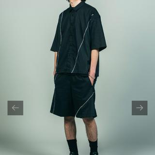 ジエダ(Jieda)のJIEDA 19ss swithing shirts サイズ2(シャツ)