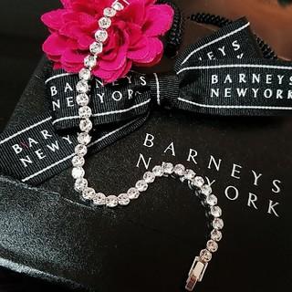 バーニーズニューヨーク(BARNEYS NEW YORK)のRUKA様専用 バーニーズニューヨーク【新品】スワロフスキー ブレスレット (ブレスレット/バングル)