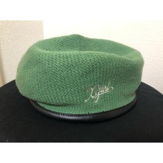 X-girl - X-girl エックスガール ベレー帽