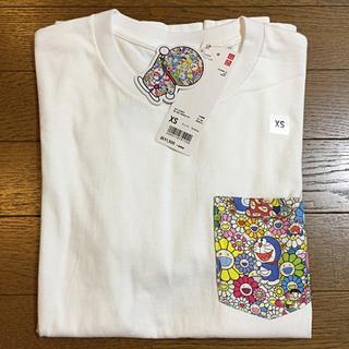 UNIQLO - 【新品】ドラえもん ユニクロ 村上隆 コラボ ポケットTシャツ UT 完売品