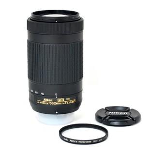 Nikon - ★ニコン★プロテクター付き♫AF-P DX NIKKOR 70-300mm VR