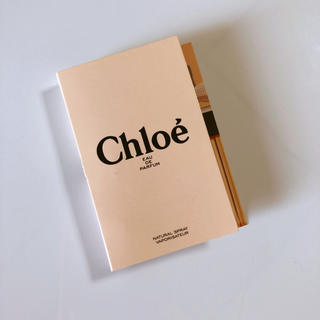 Chloe - クロエ オードパルファム クロエ香水 香水サンプル