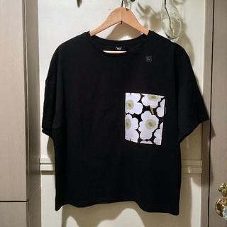 マリメッコ(marimekko)の【リメイク】ユニクロ×マリメッコ Tシャツ ミニウニッコ(Tシャツ(半袖/袖なし))