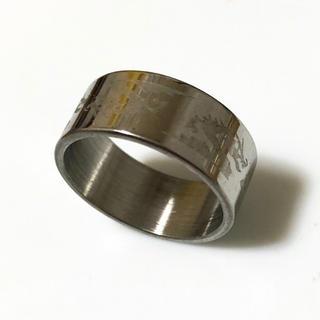 同時購入で300円 ステンレス指輪 竜(リング(指輪))