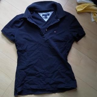 トミーヒルフィガー(TOMMY HILFIGER)のTOMMY HILFIGER ポロシャツ XS(ポロシャツ)