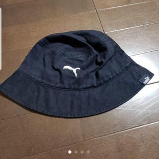 プーマ(PUMA)のm様専用☆プーマ バケットハット 帽子 ネイビー(ハット)
