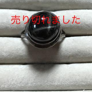 アゴストショップ(AGOSTO SHOP)のリング  ブラックスター    アゴストショップ(リング(指輪))