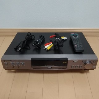 パナソニック(Panasonic)のPanasonic  DVDプレーヤー(DVDプレーヤー)