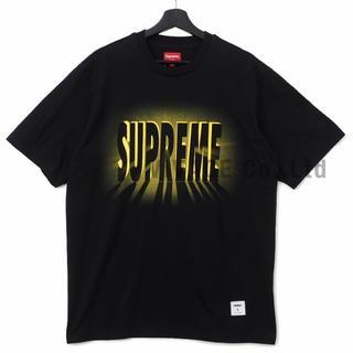 シュプリーム(Supreme)のSupreme Light S/S Top 黒M(Tシャツ/カットソー(半袖/袖なし))