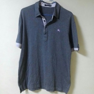 BURBERRY BLACK LABEL - 【1】バーバリーブラックレーベル ポロシャツ