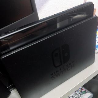 ニンテンドースイッチ(Nintendo Switch)のSwitch 本体(携帯用ゲーム本体)