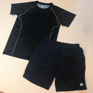 ナイキ(NIKE)のACTIVEGEAR★ドライTシャツ & ナイロンショートパンツ セット★(Tシャツ/カットソー(半袖/袖なし))
