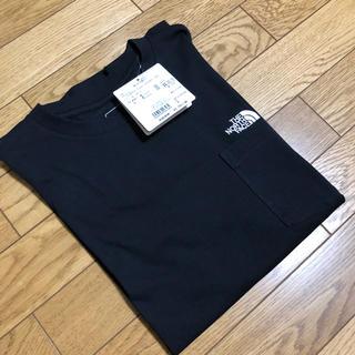 ザノースフェイス(THE NORTH FACE)の即発送 ノースフェイス SIMPLE LOGO PO Mサイズ(Tシャツ/カットソー(半袖/袖なし))