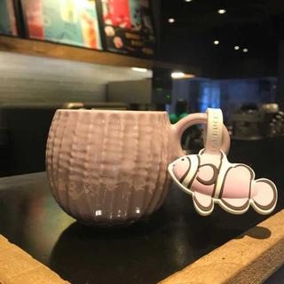 Starbucks Coffee - スタバ イソギンチャク カップ クマノミ バッグタグ ピンク 7月海外限定最安値