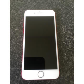 Apple - au iPhone7 PRODUCT RED 128GB