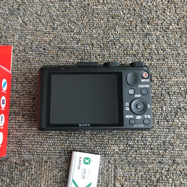 SONY(ソニー)のSONY DSC-HX50V 美品 スマホ/家電/カメラのカメラ(コンパクトデジタルカメラ)の商品写真