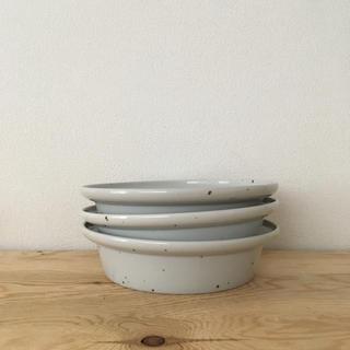 ムジルシリョウヒン(MUJI (無印良品))の無印良品 深皿3枚セット(食器)