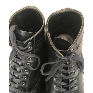 オールデン(Alden)の追加画像 オールデン alden ストレートチップブーツ 黒 US6.5位(ブーツ)
