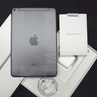 Apple - ストア購入機 iPad mini5 セルラー 256GB Space Gray