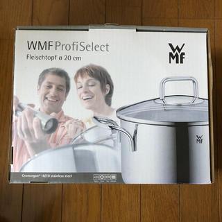 ヴェーエムエフ(WMF)のとまと様専用     WMF両手鍋20㎝/3.3L(鍋/フライパン)
