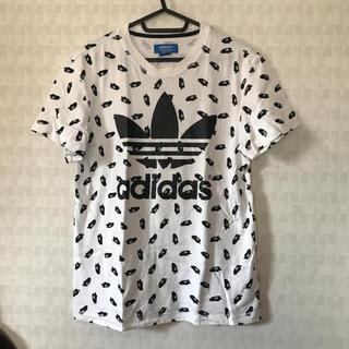 adidas Originals スニーカーTシャツ