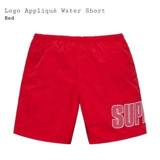 Supreme - 【Sサイズ】 Supreme Logo Applique Water Short