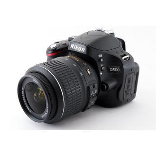 Nikon - ★フルHD動画も撮れる♪WiFiカード付き★ニコン D5100 レンズキット
