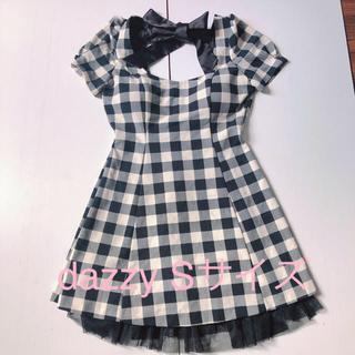 dazzy store - dazzy ワンピース リボン S ドレス