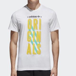 アディダス(adidas)の新品 アディダス Tシャツ Mサイズ メンズ(Tシャツ/カットソー(半袖/袖なし))