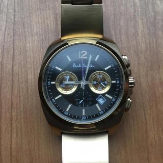 ポールスミス(Paul Smith)のポールスミス ファイナルアイズ ゴールド×ブラック 中古 限定色 (腕時計(アナログ))