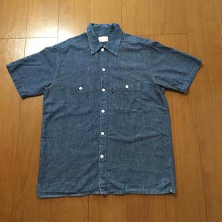 ビームス(BEAMS)の半袖デニムシャツ(シャツ)