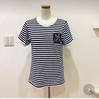 マディソンブルー(MADISONBLUE)の値下げ  雑誌掲載  マディソンブルー  ボーダーTシャツ00(Tシャツ(半袖/袖なし))