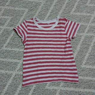ムジルシリョウヒン(MUJI (無印良品))の無印良品 半袖Tシャツ 100(Tシャツ/カットソー)