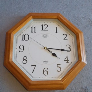 カシオ(CASIO)のCASIO 掛時計 (掛時計/柱時計)