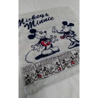 ディズニー(Disney)のミッキー ウォッシュタオル(タオル)