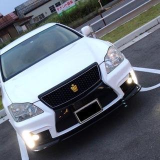 18クラウン AIMGAIN 純VIP GT フロントバンパー
