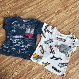 ブリーズ(BREEZE)のTシャツ 80サイズ(Tシャツ)