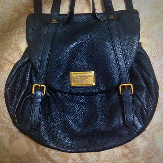 9ce813c39b85 MARC BY MARC JACOBS - MARC JACOBSレザーバックパックの通販 by KO's マークバイマークジェイコブスならラクマ