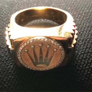 14Kイエローゴールドリング(リング(指輪))