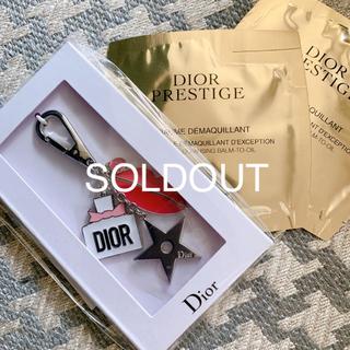 ディオール(Dior)の非売品 ★ Dior キーチャーム ★ (チャーム)
