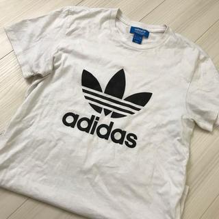 アディダス(adidas)のアディダス(Tシャツ/カットソー(半袖/袖なし))