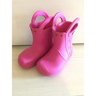 crocs - クロックス 長靴 14センチ〜15センチ